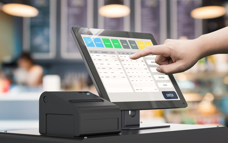 5 Key advantages that a Web or cloud based Point of Sale system has on Business